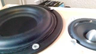Cardboard Speaker Box Ftw