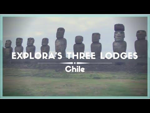 Celestielle #79 - Explora's Three Lodges