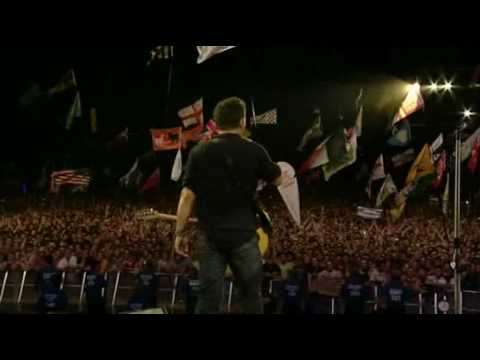 Bruce Springsteen - Working On a Dream  (Live Glastonbury 2009)