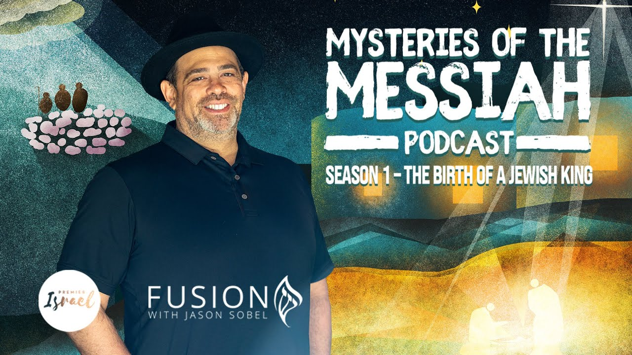 The Mystery of Chanukah and Yeshua with Rabbi Jason Sobel