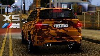 BMW X5M E70 (GTA SA Version)