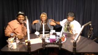 The Roll Out Show - Guest: Comedian Nate Jackson 10 21 15 pt 1 of 2