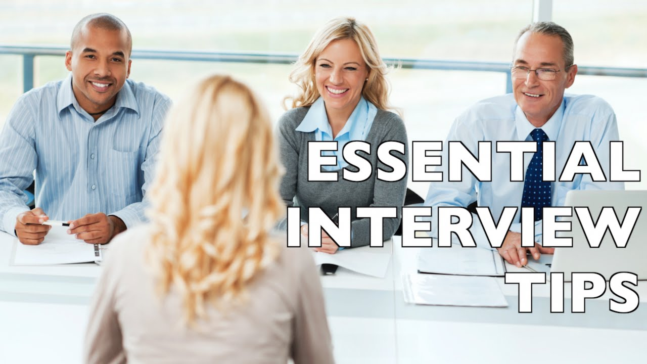 9 Essential Job Interview Tips   Job Interview Questions And Answers!    YouTube  Job Interview Tips