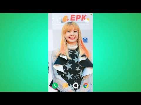 Lisa BlackPink Live Wallpaper