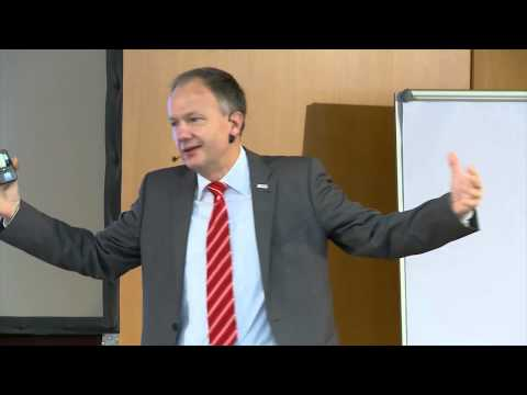 Bernd Häuser: How Connected Industry (Industrie 4.0, Smart Factory) supports a Lean Production
