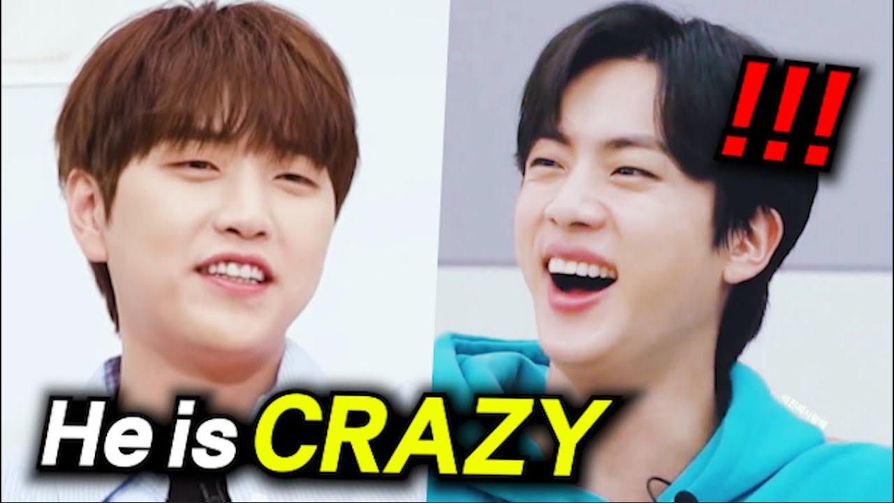 Download Why BTS Jin's Idol Friends Say 'Seokjin is Crazy..?'