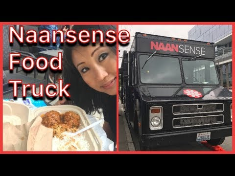 Naansense Food Truck South Lake Union