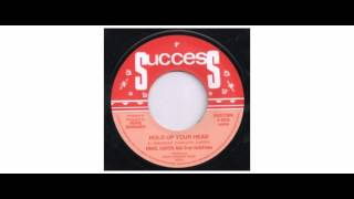 "Errol Carter / Rupie Edwards All Stars - Hold Up Your Head / Tank Skank - 7"" - Success"