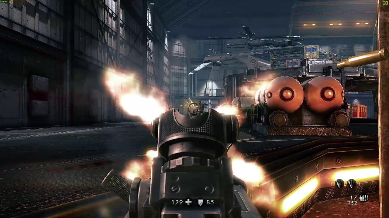 Wolfenstein: The New Order Reshade 3 2k