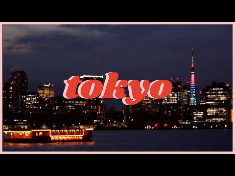 The Most Magical City in The World, Tokyo, Japan (Tokyo Travel Vlog 2016) ◇ Planet Miu