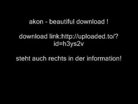 Akon - Beautiful download kostenlos