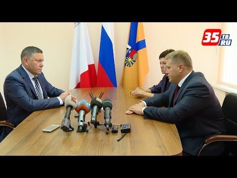 Мэр Череповца Юрий Кузин сообщил о решении оставить муниципальную службу