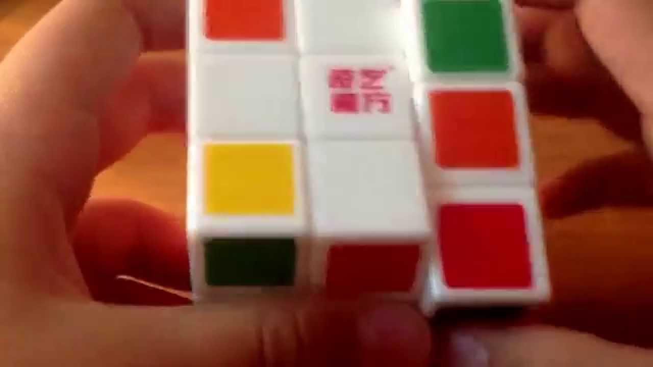 как собрать крест на кубике рубике 3х3 инструкция