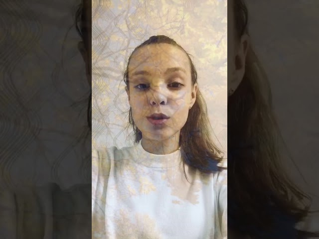 Изображение предпросмотра прочтения – ВикторияМамирова читает произведение «Буря» С.А.Есенина