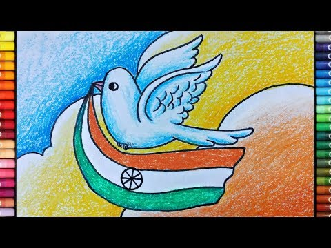 Download How To Draw Republic Day Drawing Easy Republic Day Drawing