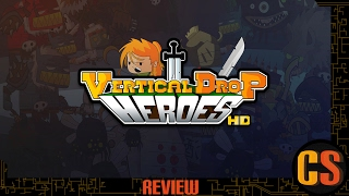 VERTICAL DROP HEROES HD - PS4 REVIEW