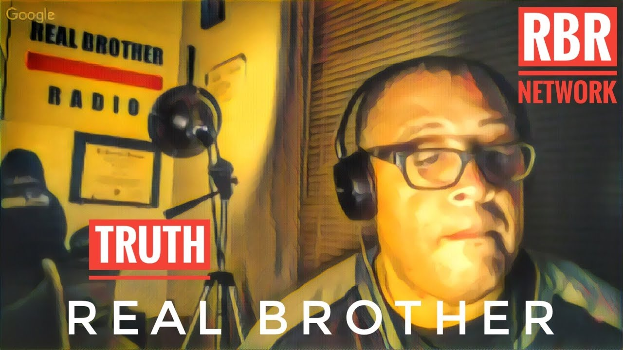 REAL BROTHER RADIO ON INFORMATION MAN SHOW