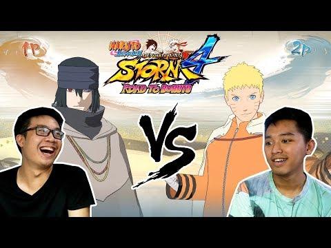 NARUTO VS. SASUKE?! SIAPA YANG MENANG?! - Naruto Shippuden: Ultimate Ninja Storm 4 (Indonesia)