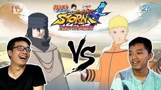 Download Mp3 Naruto Vs. Sasuke?! Siapa Yang Menang?! - Naruto Shippuden: Ultimate Ninja Storm