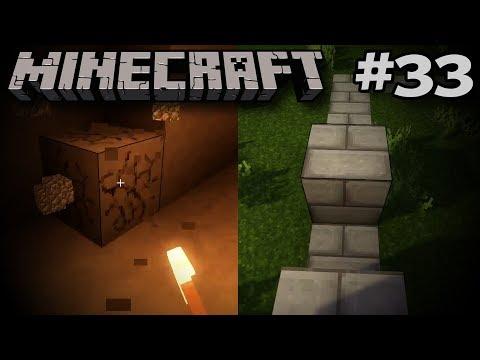 Steine klopfe, Häusle baue - Minecraft #33 [DEUTSCH|HD]
