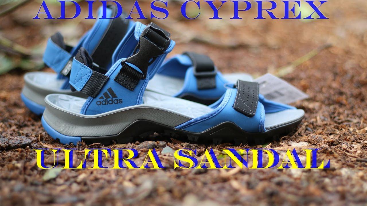 Adidas Cyprex Ultra Sandal REVIEW