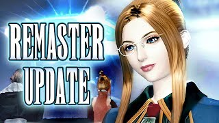 Kitase Shares a Few New Details about Final Fantasy VIII Remastered