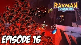 Rayman legends - Rien n'arrête Luiga | Episode 16 Thumbnail