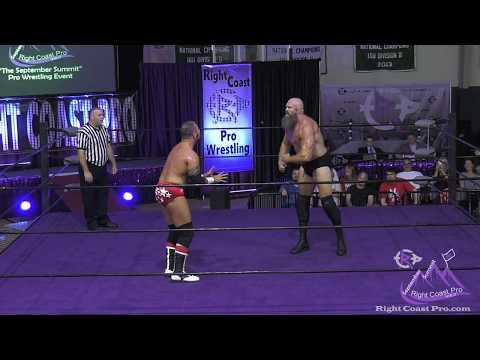 Right Coast Pro Wrestling Delaware September Summit RCP38 Event Highlights