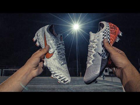 Neymar Boot Battle - Nike Vapor 13 VS Vapor 12