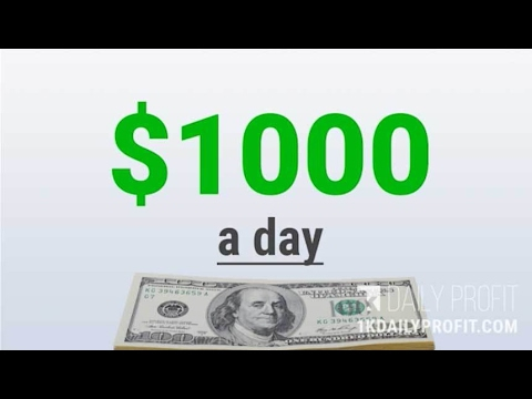 Making 1000 in a day on forex