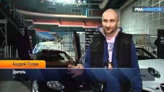видео Top Gear Live В Москве