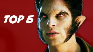 Teen Wolf Season 4 Episode 3 - TOP 5 WTF Moments