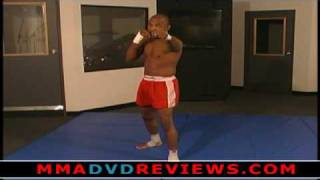 Shonie Carter – Boxing – Fighting Stance and Jab