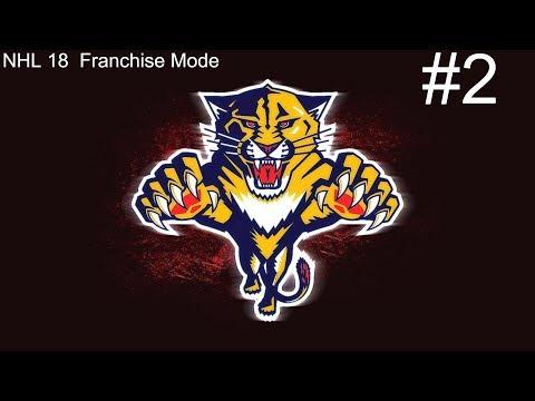 NHL 18  Franchise Mode Florida Panthers Ep 2  Making Trades