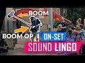 On-Set Sound Lingo