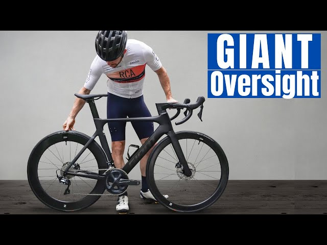 A Giant Bikes FAIL (about the Propel Advanced One)