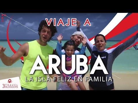 ¿Qué hacer en Aruba ?-  3 Travel Bloggers