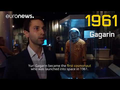 Sputnik and other Russian space firsts