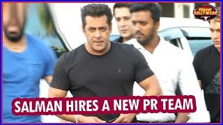 Salman Khan Hires A New PR Team & Formulates New Strategies For His Popularity | Bollywood News