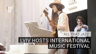Lviv Hosts Annual Music Festival Alfa Jazz Fest
