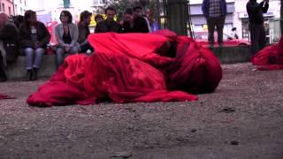 Une oeuvre en vidéo : CLOC par Anaïs Lelièvre, Nuit Blanche 2013 (alternatif-art)