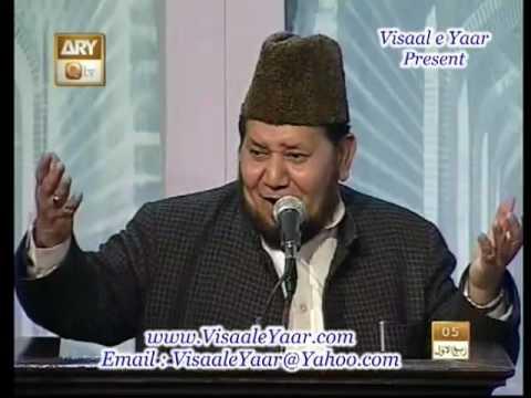 Urdu Naat(Muflis e Zindagi)Akhtar Qureshi In Qtv.By Visaal