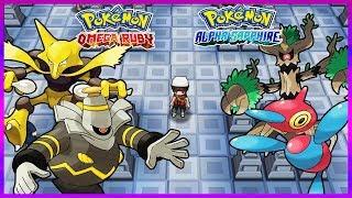 Pokemon OmegaRuby & AlphaSapphire - How to Get Alakazam,Dusknoir,Trevenant & Porygon-Z