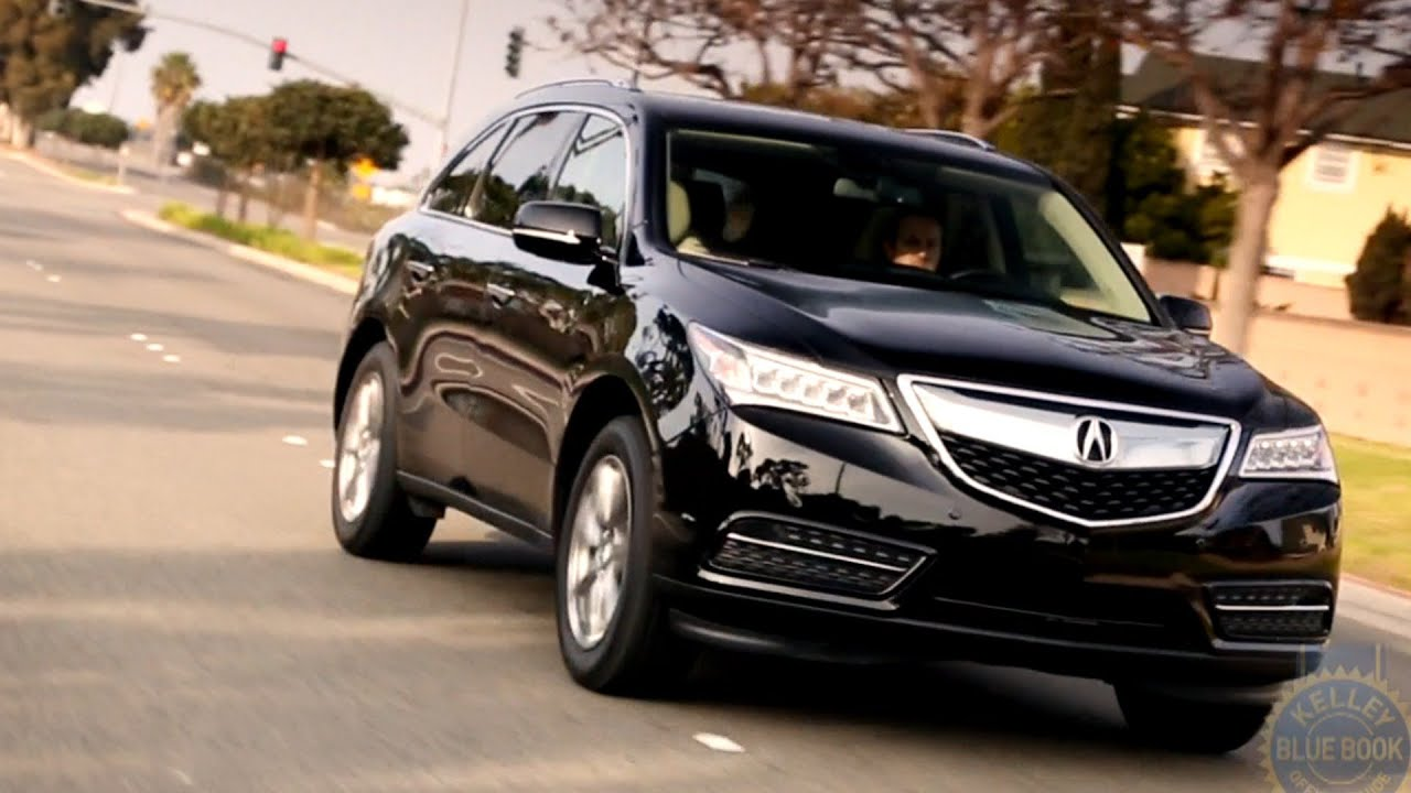 2015 acura mdx review and road test youtube. Black Bedroom Furniture Sets. Home Design Ideas