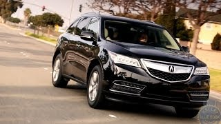2015 Acura MDX - Review and Road Test