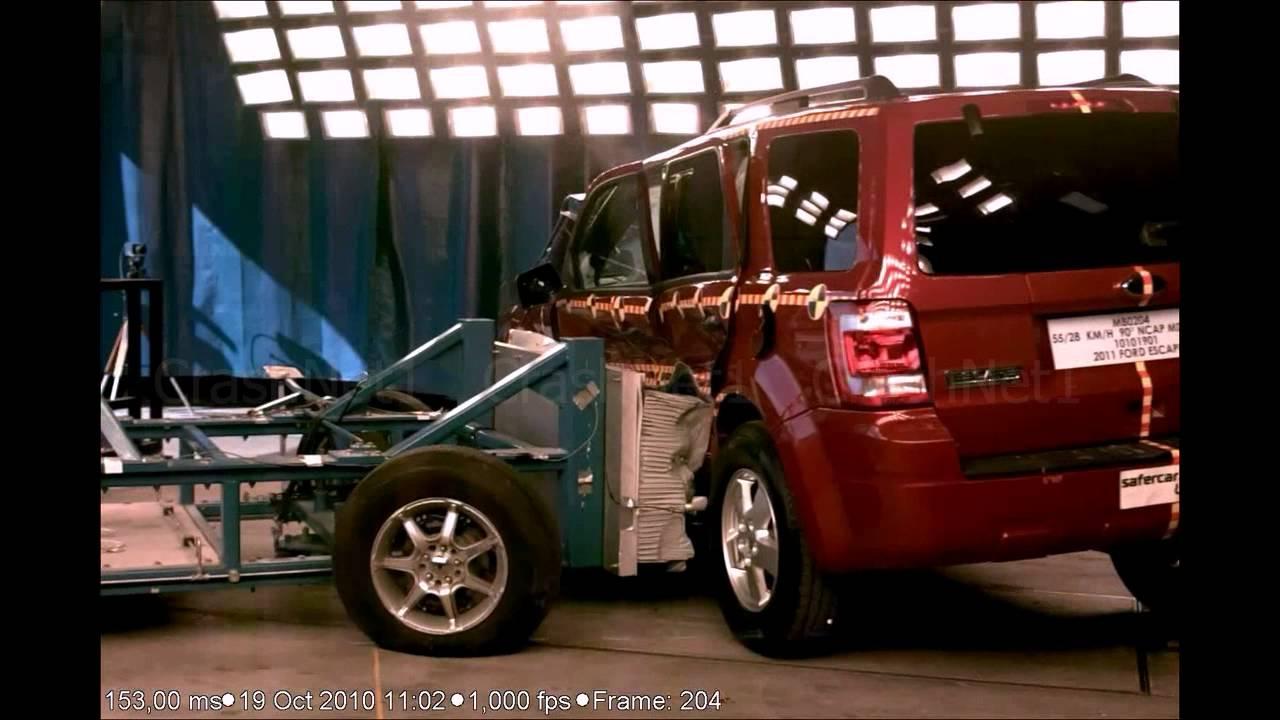 Ford Escape 2011 Side Crash Test Nhtsa Crashnet1