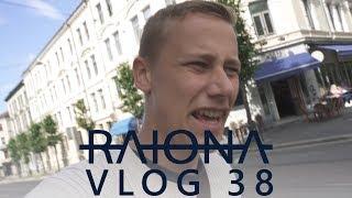 Vi lager videoserie for en annen bedrift | Raiona Vlog 38