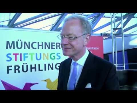 Münchner StiftungsFrühling 2015: Prof. Dr. Michael Göring im Interview