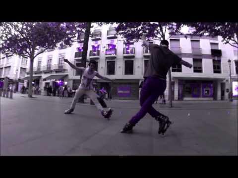 SEVILLA STREET ROLLERS XTREM (RIDERS DE SEVILLA)
