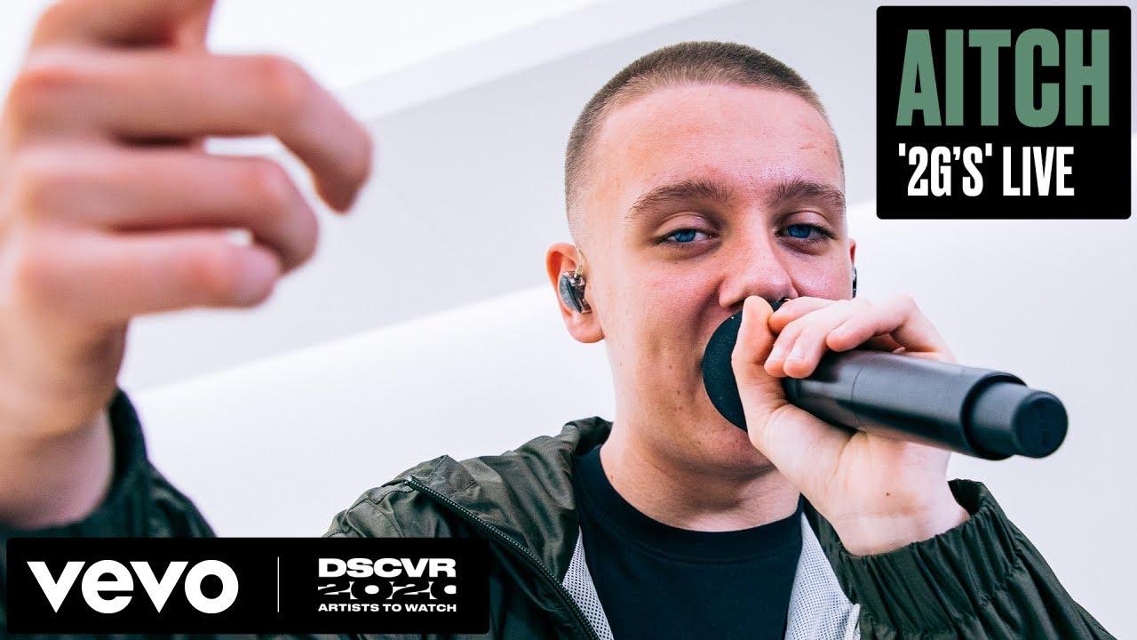 Aitch - 2 G's (Live) | Vevo DSCVR Artists To Watch 2020